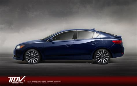 Mcdaniel Acura by Ilx Hatch Rendering Acurazine Acura Enthusiast Community