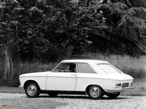 Images of Peugeot 204 Coupé 1966–70 (1024x768)