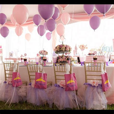 unique birthday party ideas for no princess the posh of pered 39 s bosh fairytale