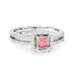 engagement rings pink pink engagement ring engagement rings review