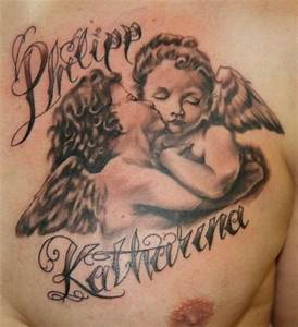 Baby Angel Tattoos Designs, Ideas and meaning   Tattoos ...