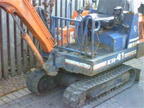 kubota kh   ton mini digger excavator longest arm