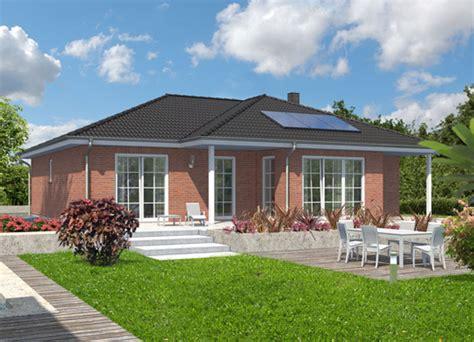 town und country fertighaus bungalow 128 ihr klinkerhaus town country