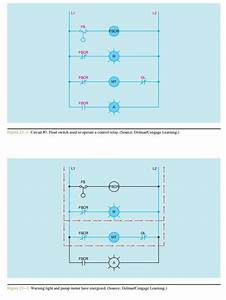 Schematics And Wiring Diagrams Float Switch Control Of A