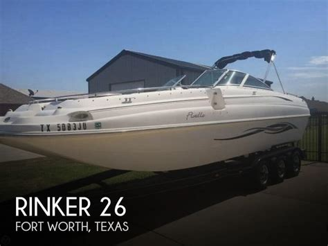 Used Rinker Boats For Sale by Rinker Boats For Sale In Used Rinker Boats For