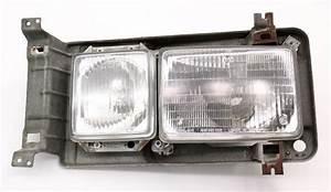 Lh Headlight 86