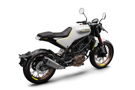 Vitpilen 401 Image by 2018 Husqvarna Vitpilen 701 Enters Market End April Paul