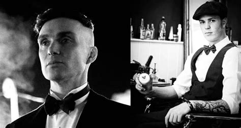 peaky blinders hairbond tommy shelby haircut hair styling