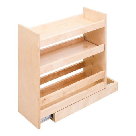 Pull Out Spice Rack Organizer Fits 12 Quot Base Cabinet