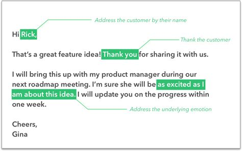 Customer Support Email Template by 6 Simple Tips To Write A Support Email With Email