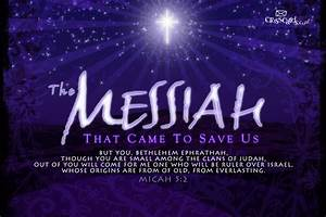 The Messiah Bible Verses And Scripture Wallpaper For