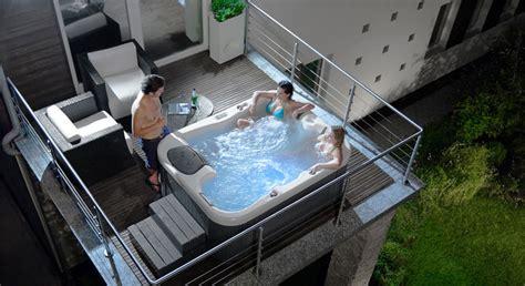 fantastiche vasche idromassaggio da esterno