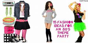 Outfittrends — 80s Theme Party Outfit Ideas - 15 Fashion ...