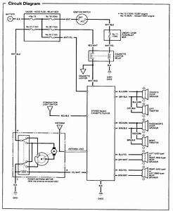 2014 Honda Radio Wiring Diagram