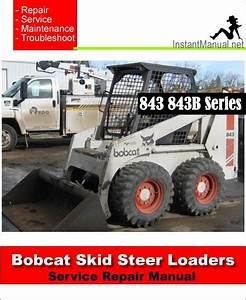 57 Best Bobcat Skid Steer Loader Service Manual Pdf Images