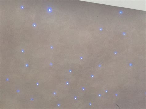 Illuminazione Cielo Stellato by Foto Illuminazione Cielo Stellato Con Led Da 3 5 Mm Di