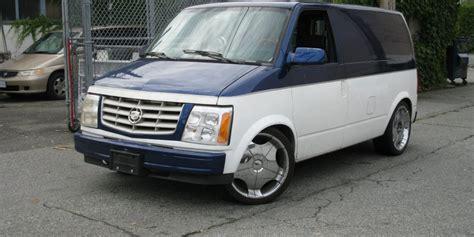 cadillac minivan 2016 1991 chevrolet astro