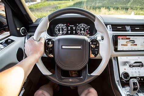 review  range rover sport svr car