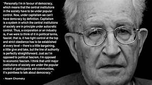 NOAM CHOMSKY QUOTES image quotes at relatably com