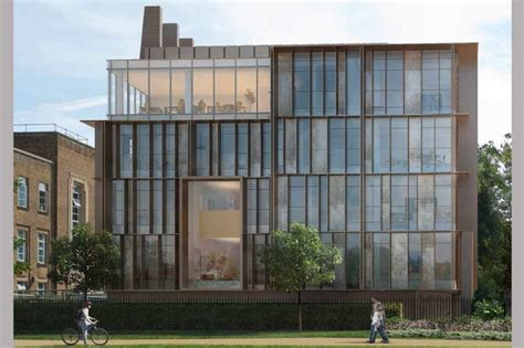 Beecroft Building Der Universitaet Oxford by Planet Partitioning Secure Work At Beecroft Building