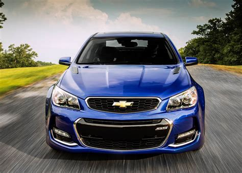 2016 Chevrolet Ss  The Awesomer