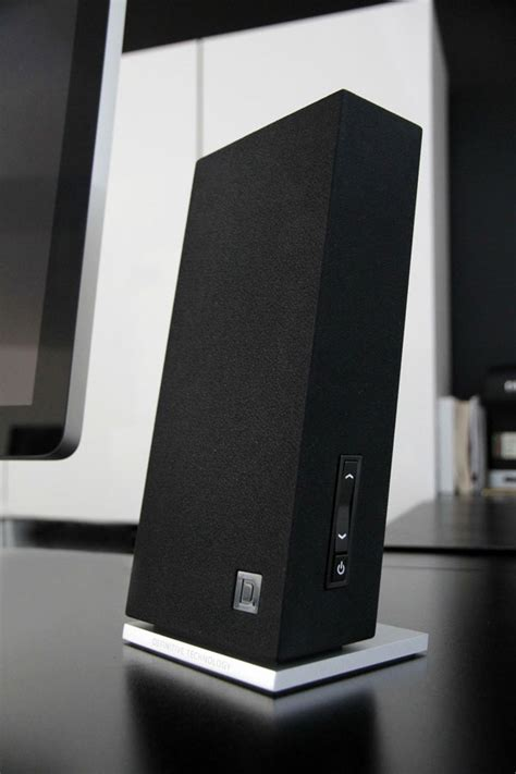 definitive technology incline desktop speakers review