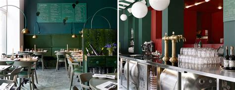 Stylish Bar Central In Stockholm Opens A Second Venue
