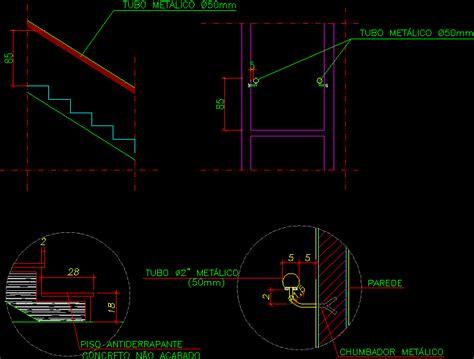 detail stair dwg detail  autocad designs cad