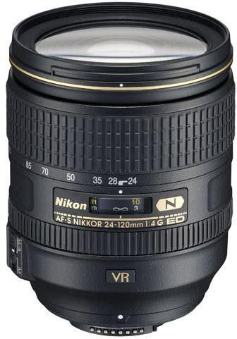 using nikon s af s nikkor 24 120mm lens ephotozine