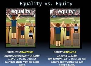 David Guasch  Equality Vs Equity