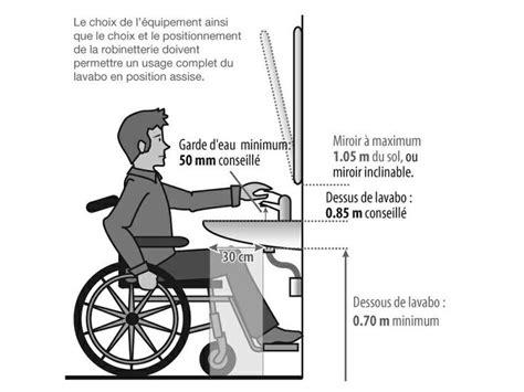siege de handicapé comment rendre accessible les sanitaires dans un erp