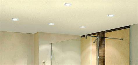 spot plafond cuisine spot encastrable pour salle de bain l 39 accessoire de