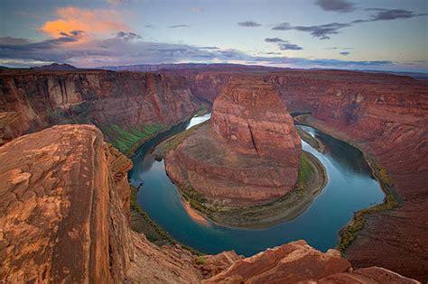 Horseshoe Bend, Colorado River, Arizona | The Colorado ...