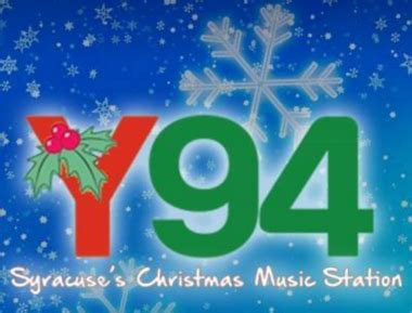 Christmas Music Now Playing All Day Long On Syracuse