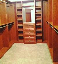 walk in closet systems Walk In Closet - Traditional - Closet - chicago - by ...