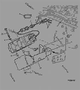 Radar Sensor  Cab  - Tractor John Deere 6320