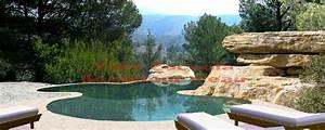 yves zoccola concepteur de piscine With revetement piscine pierre naturelle