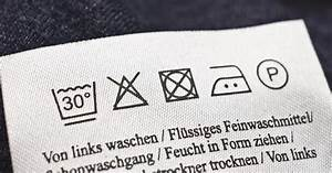 Was Bedeuten Die Wäschezeichen : das bedeuten die waschsymbole auf dem pflegeetikett r ~ Lizthompson.info Haus und Dekorationen
