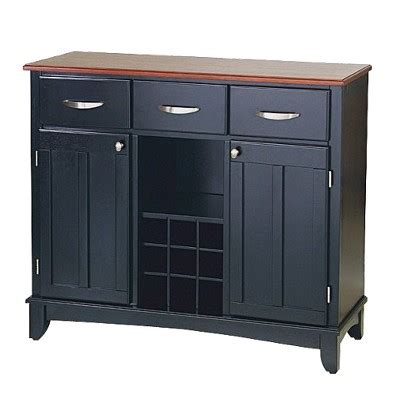 hutch target hutch style buffet wood black cherry home styles target