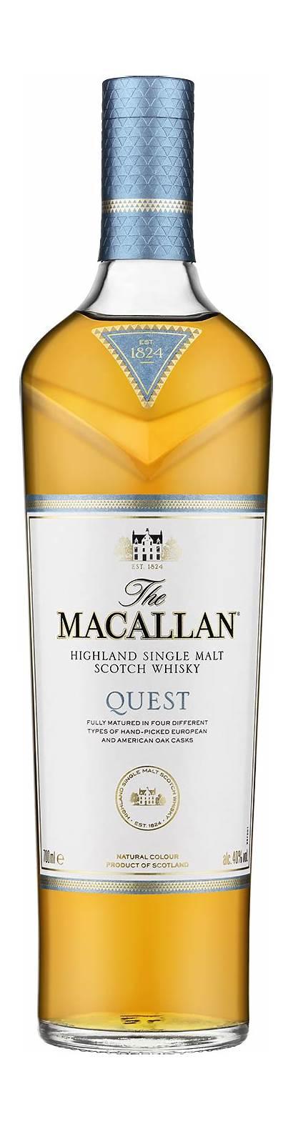 Macallan Quest Whisky Dk Dkk Malt Single