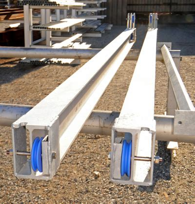 Boat Lift Beams by Boat Lift Parts Replacement Parts