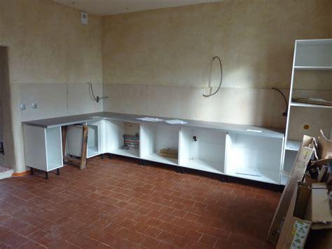 cuisine siporex realiser une cuisine en siporex faire soimme un plan de