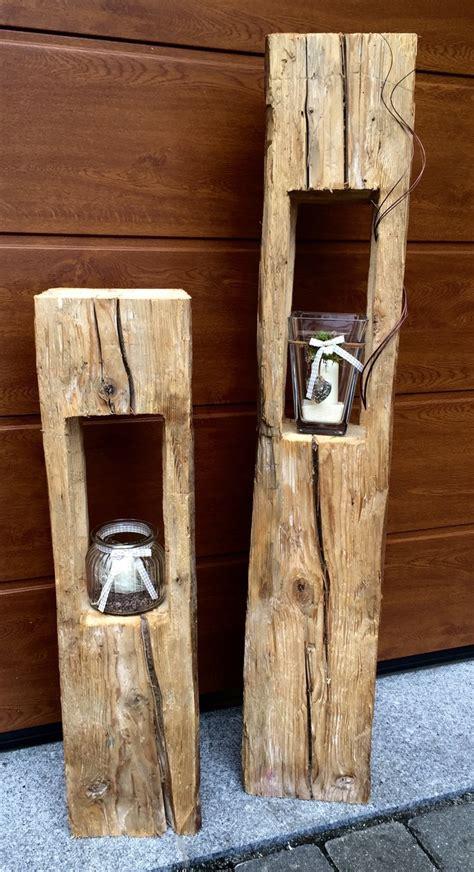 Gartendeko Holzbrett by Holzlaternen Holzf 252 Chse Deko