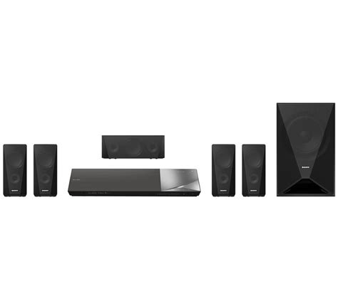 Sony Bdvn5200w 51 Smart 3d Bluray Home Cinema System