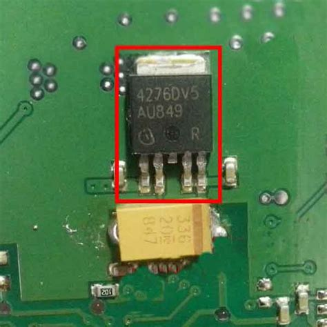 Auto Repair Ecu Chip Circuit Board Driver
