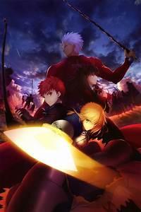 fate series saber tohsaka rin shirou emiya fate stay