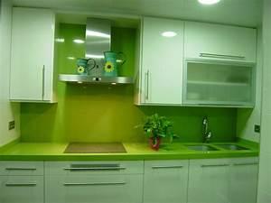 Cocinas verdes for Cocinas verdes