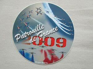 Alpha Jet A Vendre : autocollant sticker armee de l 39 air alpha jet dassault patrouille de france 2009 ebay ~ Maxctalentgroup.com Avis de Voitures