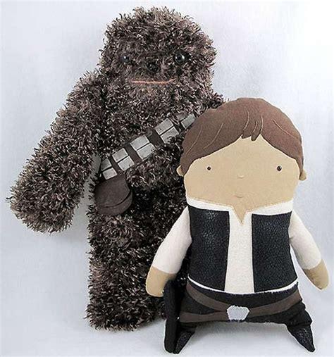 Snuggle-Worthy Sci-Fi Toys : OctoKitty Star Wars Plush