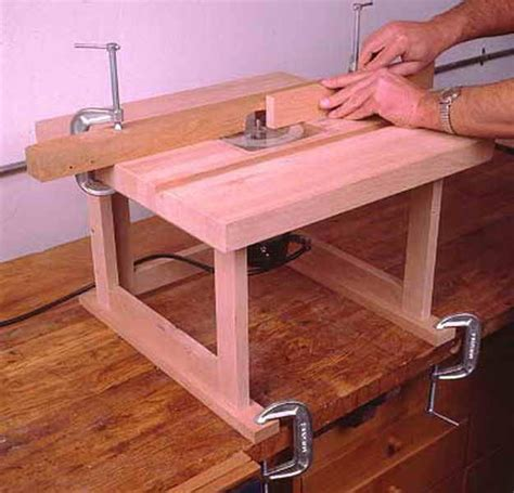 Homemade Wood Cabinet Cleaner by Furniture Router Table Plans How To Make A Router Table